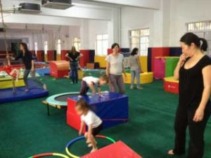 New Classes: Mommy & Me, Boys & Adult Gymnastics